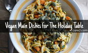 10 Vegan Holiday Main Dishes