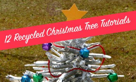 12 DIY Christmas Tree Alternatives (PVC-Free!) | Care2 Healthy Living
