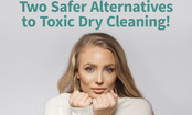 Got Dirty Wool Sweaters? 2 Safer Alternatives to Toxic Dry Cleaning!