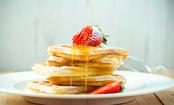 Coconut Waffles (Gluten-Free, Dairy Free)