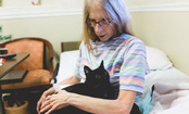 How Strangers Saved Christmas for a Dying Woman and Her Cat