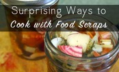 Smart Ways to Cook with Food Scraps (Beyond Broth)