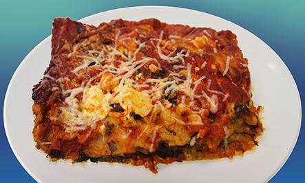 Healthy & Delicious Vegetable Lasagna