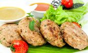 Healthy Indian Snack: Potato & Vegetable Cutlets