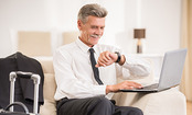 6 Work Life Balance Tips for Workers in Their 60s (Infographic)