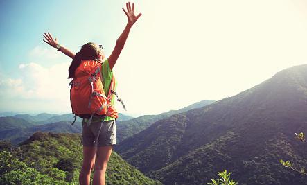 Hiking Healthy