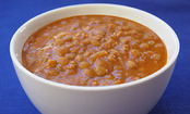 Simple and Cozy Lentil Chili