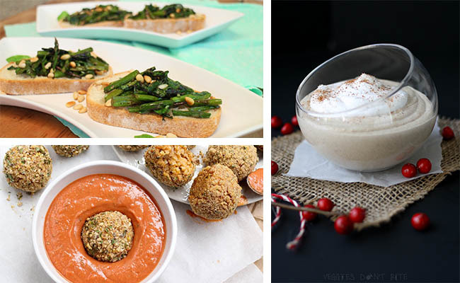 12 vegan party food recipes care2 healthy living 12 vegan party food recipes forumfinder Gallery