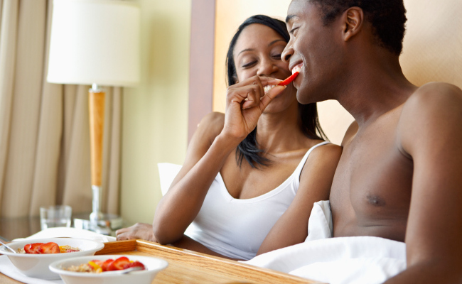 Men sexually healthy foods