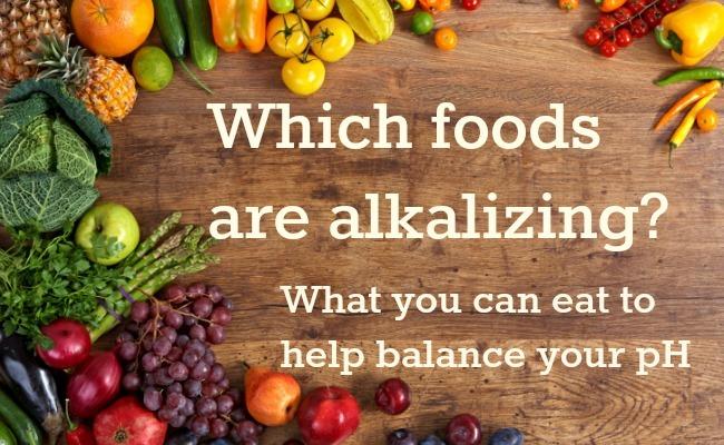 Alkaline foods vs acidic foods better sexual health