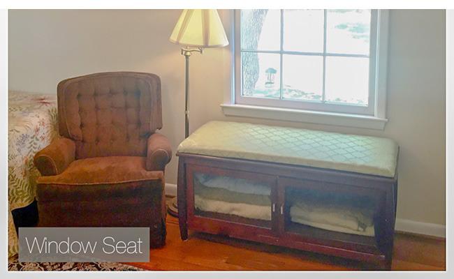 Super Upcycle An Entertainment Center Into A Window Seat Care2 Inzonedesignstudio Interior Chair Design Inzonedesignstudiocom