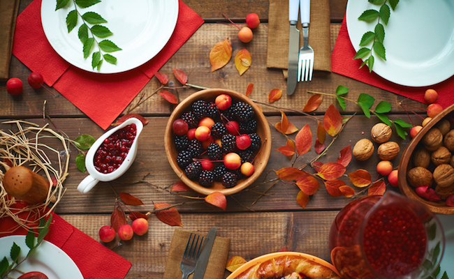 First Presbyterian to host Thanksgiving dinner