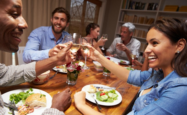 Hosting A Dinner Party how to host a zero waste dinner party | care2 healthy living