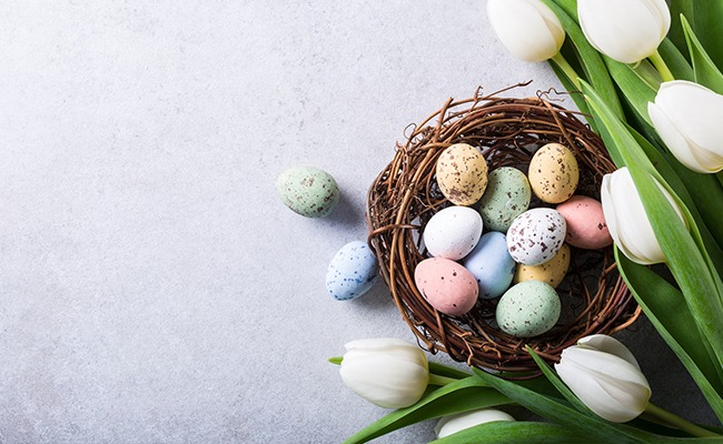 9 Ideas for an Eco-Minded Easter