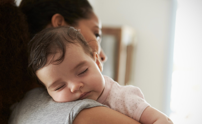 Treat Infant Colic by Changing Mom's Diet