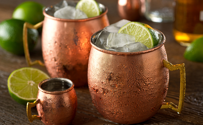 Moscow Mule copper mugs could make you sick, officials say