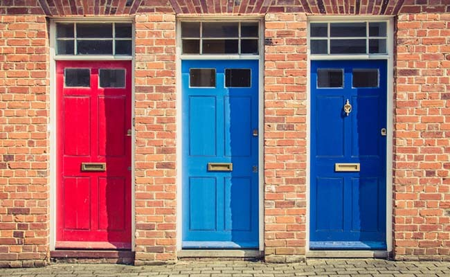 Best Door Colors door colors guide | care2 healthy living