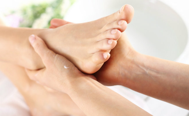 Image result for ankle massage