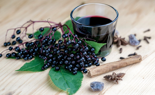 How to Make and Use Elderberry Syrup to Repel the Flu | Care2 Healthy Living