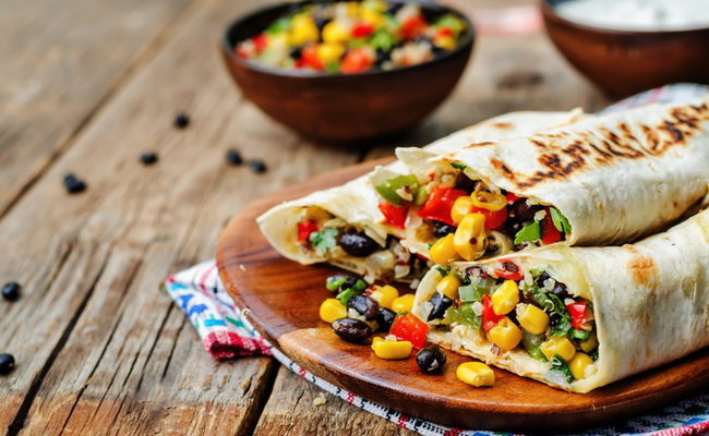 the ultimate breakfast burrito cheat sheet care2 healthy living