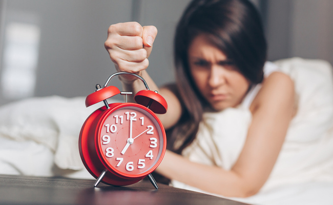 How to Deal With Daylight Saving Time