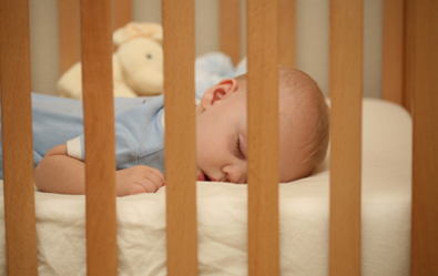 Sleep Soundly: The Healthy Crib