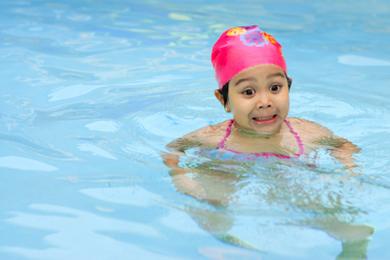 Chlorine: What's Behind Your Kid's Red Eyes