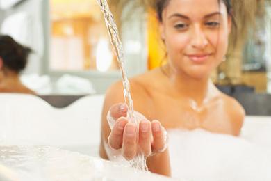 Cooling Summer Mint Bath Formula