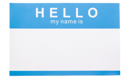 Finding Your True Name