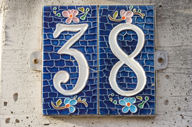 Find the Numerology of Your Home Address