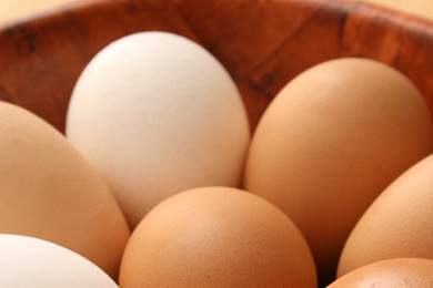 Organic Eggs: Easy Greening