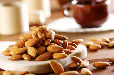 The Healthy Crunch of Almonds