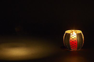 Meet Your Spirit: Candlelight How-To