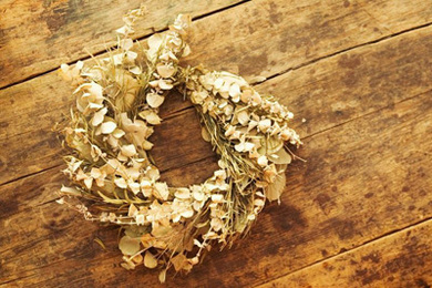 Circle of Life Wreaths: How-To