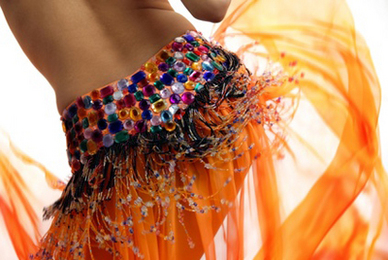 Be in the Moment With Belly Dancing