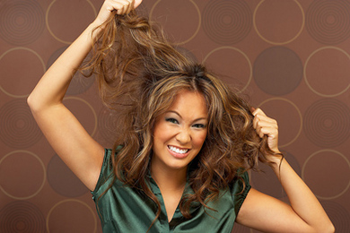 Sweet Treatment for Damaged Hair
