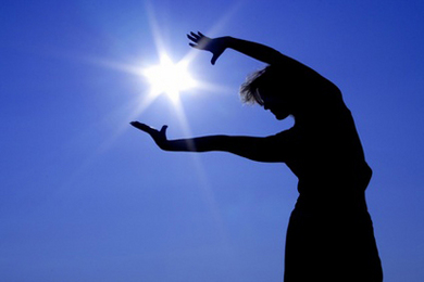 Energize with the Golden Sun Healing
