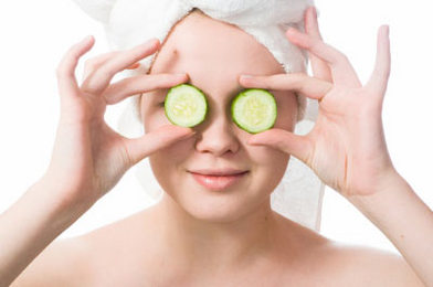 Cool Cucumber Spa Treatments