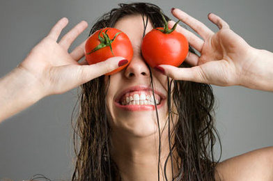 Fresh Tomato Skin Cleanser