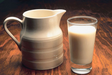 Raw Milk: Easy Greening