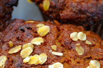 Fruit Nut Harvest Muffins