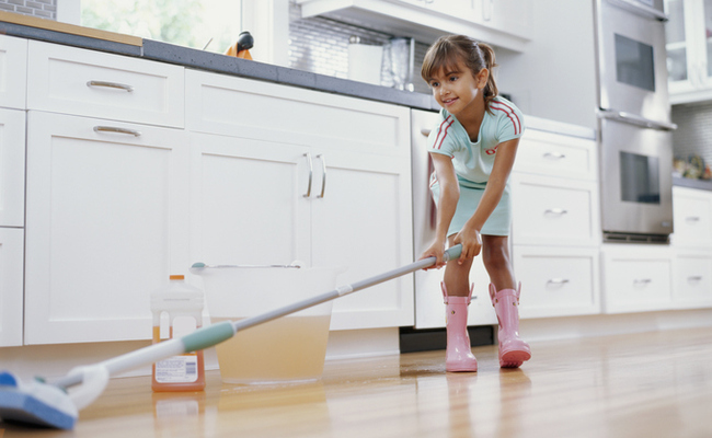 Natural Floor Cleaning: Easy Greening | Care2 Healthy Living