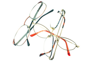 Charitable Recycling: Eyeglasses, Printer Cartridges and Mobile Phones