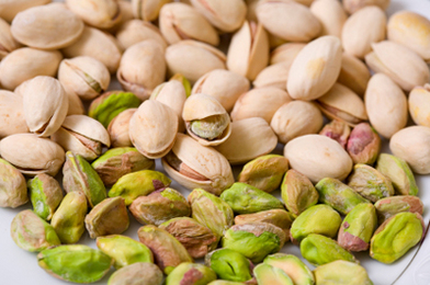 Eye Bag Remedy: Nuts About Pistachios