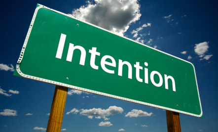 The Goal of Intention