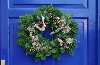 The Winter Wreath: Symbolism and Simplicity | Care2 Healthy Living