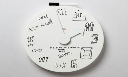 5 Cool And Unusual DIY Clocks | Care2 Healthy Living