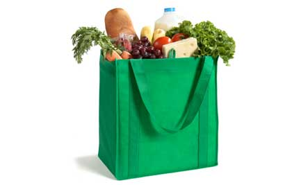 reusable grocery bag care2 healthy living