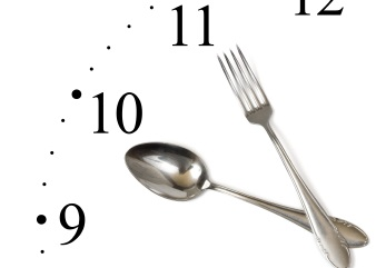 Clock Made Of Spoon And Fork Care2 Healthy Living