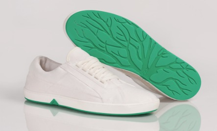 Oat Shoe Biodegradable Fashion